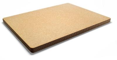 Epicurean 014-211601025 Big Block Cutting Board, 21 x 16 x 1-in, Rectangle, Natural/Slate