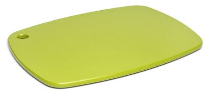 Epicurean 404-18130905 Eco Plastic Cutting Board, 18 x 13-in, Poly, Green w/ Gripper Feet