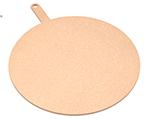 Epicurean 429-231801 18-in Round Pizza Board w/ 5-in Handle, Natural