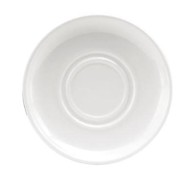 Oneida F1400000500 5.88-in Round Saucer, Tundra, Oneida Collection