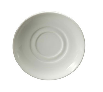 Oneida R4220000500 5.75-in Saucer, Royale Undecorated, Sant' Andre