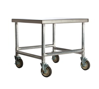 Amana CA30 Cart w/ Casters, Stainless Top & Aluminum Frame,