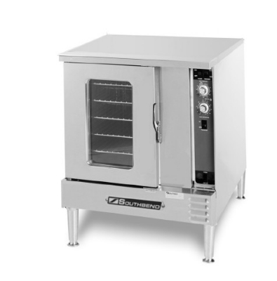 Southbend GH-10CCH LP Half-Size 1-Deck Standard Convection Oven, Cook Hold Controls, LP