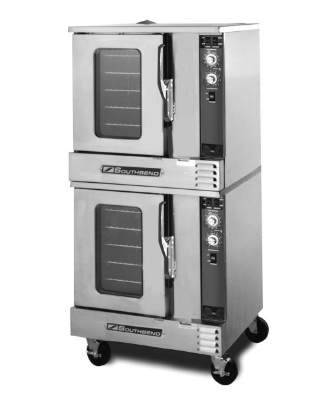 Southbend GH-20CCH Double Half Size Gas Convection Ove