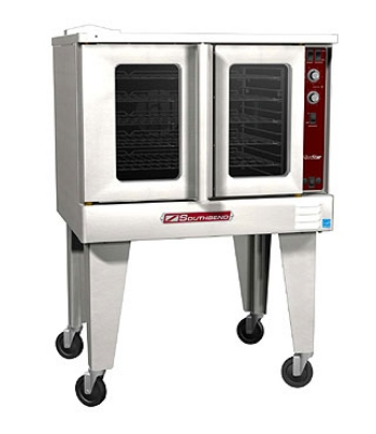 Southbend SLES/10CCH Full Size Electric Convection Oven - 208/1v