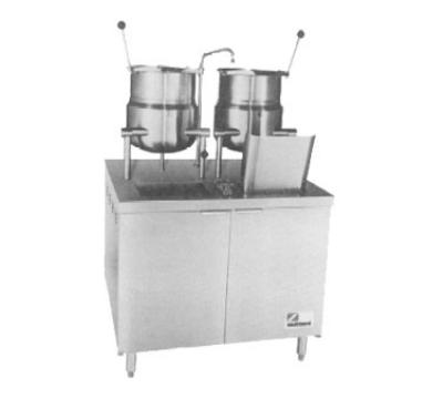 Southbend EMT-6-6 2083 36-in Standard Cabinet Assembly & (2) 6-Gallon Kettle, 208/3 V