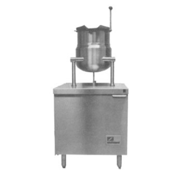 Southbend EMT-6 2403 24-in Standard Cabinet Assembly & 6-Gallon Kettle, 240/3 V