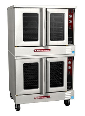 Southbend GS/25CCH Double Full Size Gas Convection Oven - LP