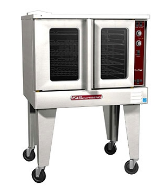 Southbend SLGS/12SC Full Size Gas Convection Oven - LP
