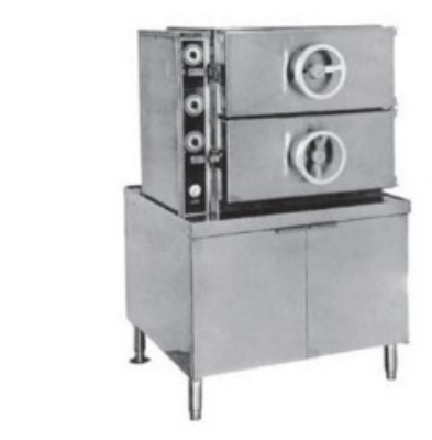 Southbend SC-2S 36-in 2-Compartment Pressure-Type Steam Coil Steamer, C