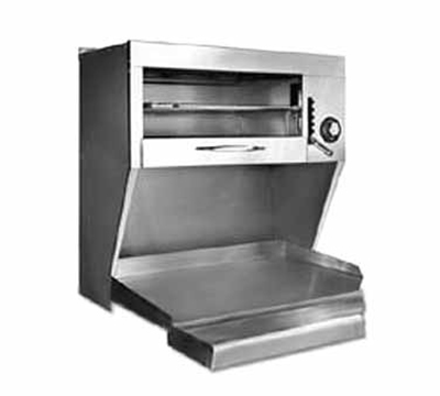 Lang 136SB 208 36-in Salamander Broiler for 36S & RF21S Ranges w/ Infinite Control, 208/1