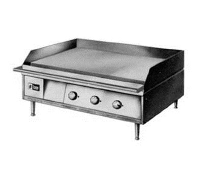 "Lang 136TC 208/3 36-in Griddle - 1"" Steel Cooking Surface, 208"