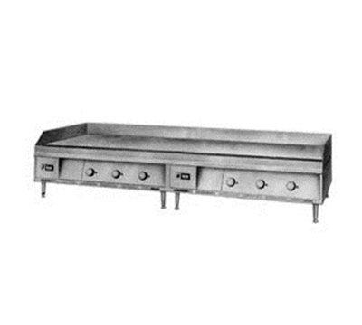 """Lang 160T 208/3 60-in Griddle - 1"""" Steel Plate, 208v/3"""