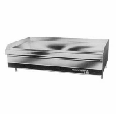 Lang 236SNG 36-in Griddle w/ 1-in Steel Plate & Solid State Control NG Restaurant Supply