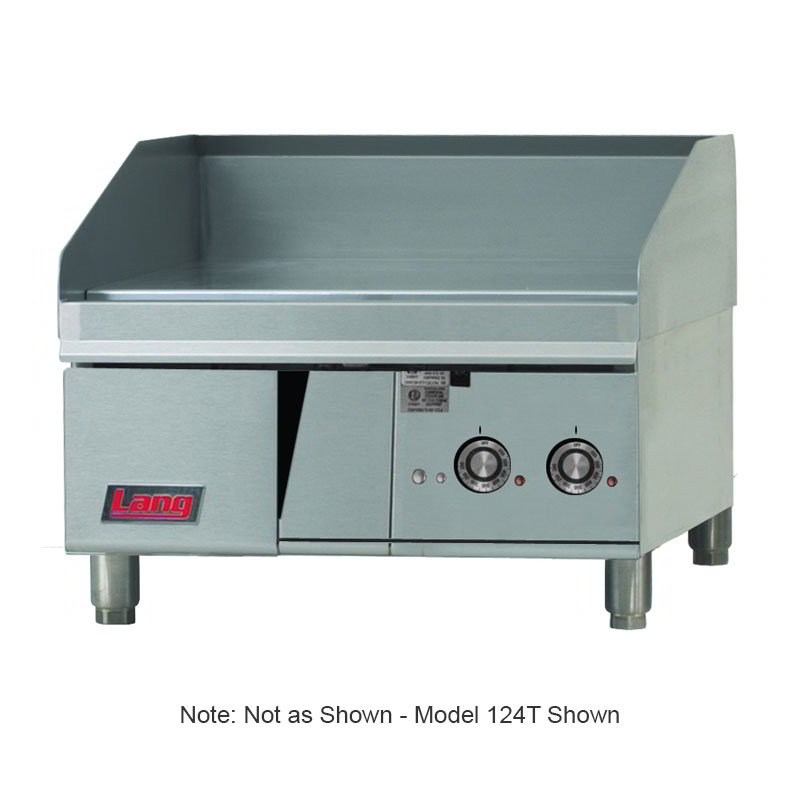 Lang 236TLP 36-in Griddle w/ 1-in Steel Plate & Mechanical Thermostat, LP