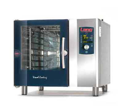 Lang C1.06 240 Half-Size Countertop Combi Oven w/ 6-Pan Capacity, Digital 240/3 V