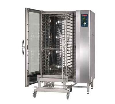 Lang C2.20GAS NG Full-Size Countertop Combi Oven w/ Stand & 40-Pan Capacity, Digital NG