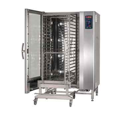 Lang CPE2.20 240 Full-Size Countertop Combi Oven w/ 40-Pan Capacity, 200-Program, 240/3 V