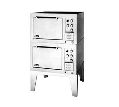 Lang DO36 2403 Single Deck Oven w/ 1-Rack & Thermostat Control, Stainless Exterior, 240/3 V