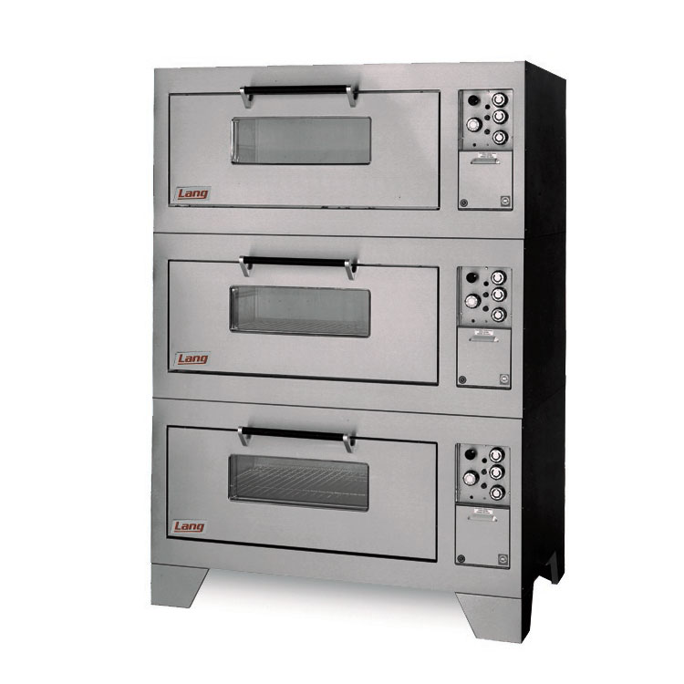 Lang DO54B 2401 Single Multi Purpose Deck Oven, 240v/1