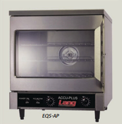 Lang EQS-AP Full Size Electric Convection Oven