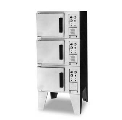 Lang FCOF-AT3 Triple Full Size Electric Convection Oven - 208/1v
