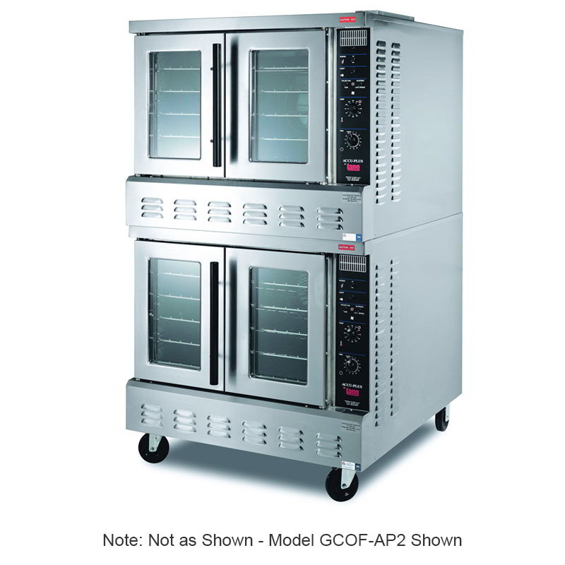 Lang GCOF-AP1 Full Size Gas Convection Oven - NG