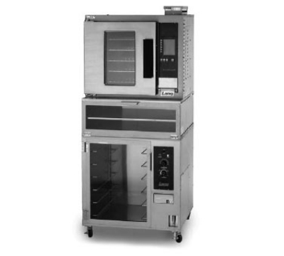 Lang MBAP2401 Micro Bakery Half-Size Oven, Staging Cabinet, & Proofer, 240V/1ph