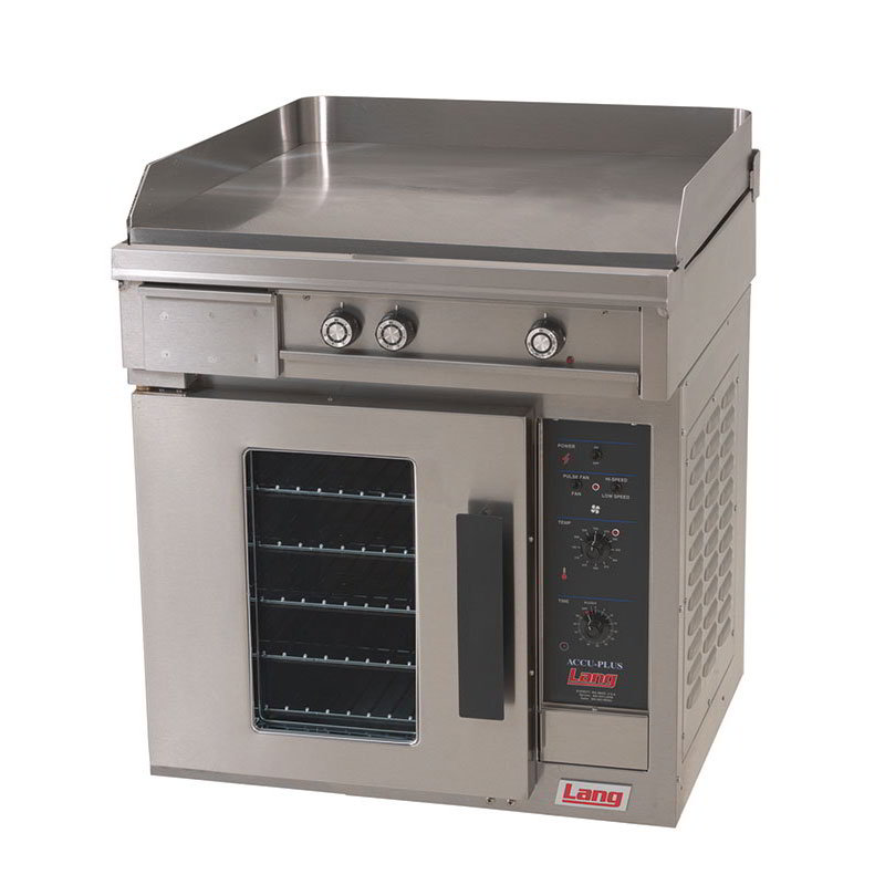"Lang R30CAPF2083 30"" Electric Range with Griddle, 208/3v"