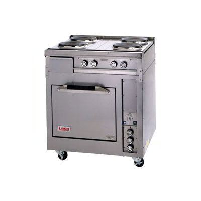 "Lang R30SATA2083 30"" 4-Sealed Element Electric Range, 208/3v"