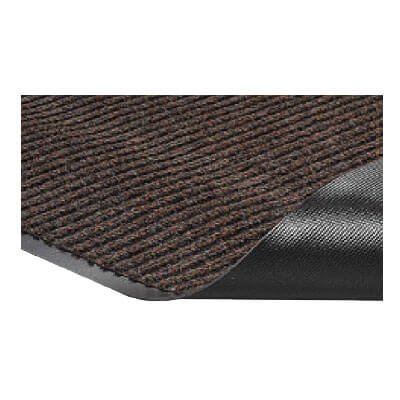 Crown NR0048CH Needle Rib Wiper Scraper Mat, 4 x 8 ft, 5/16 in Thick, Charcoal
