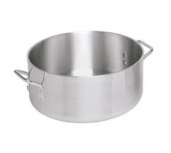 Update International ABR-24HD 24-qt Brazier - Heavy-Weight Aluminum