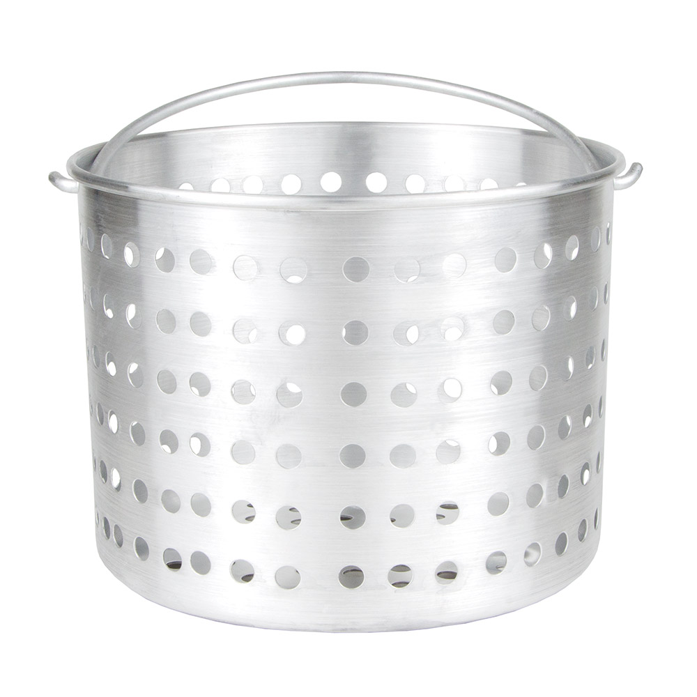 Update International ABSK-60 60-qt Steamer Basket - (APT-60) Aluminum