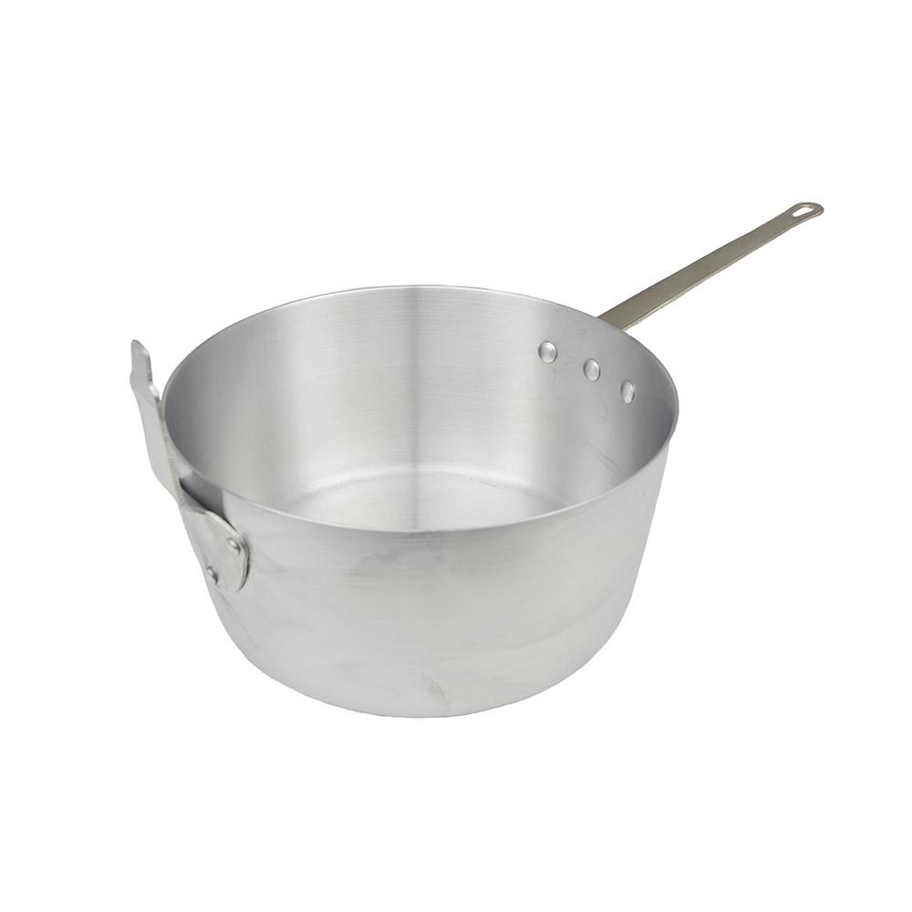 Update International AFPC-7 7-qt Fry Pot - Aluminum