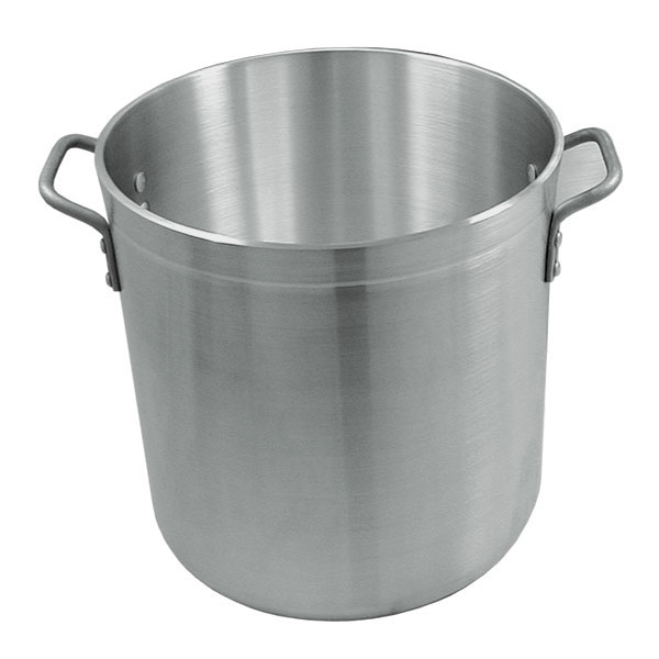Update International APT-80 80-qt Stock Pot - Aluminum