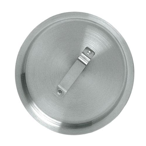 Update International APTC-140HD Stock Pot Cover Fits 140 & 160 Quart Stock Pot Heavy Weight Aluminum Restaurant Supply