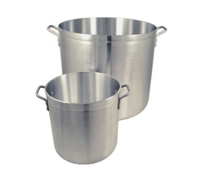 Update International APT-80HD 80-qt Stock Pot - Heavy-Weight Aluminum