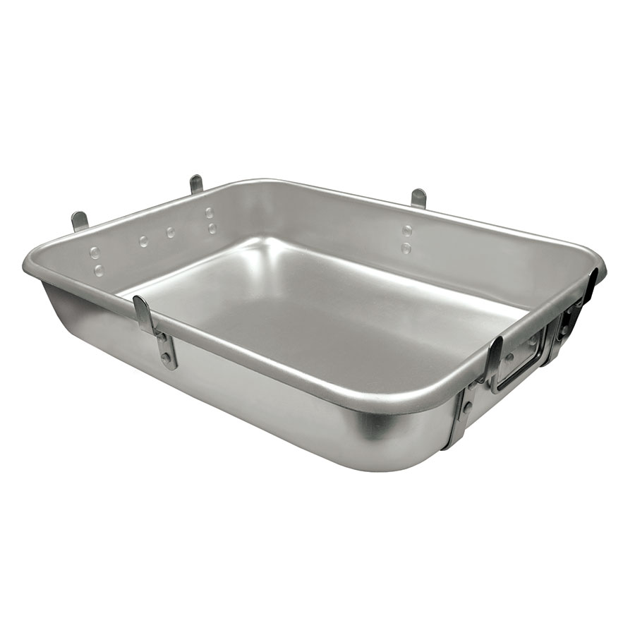 Update International ARP-1824L Roasting Pan with Lugs - 18x2