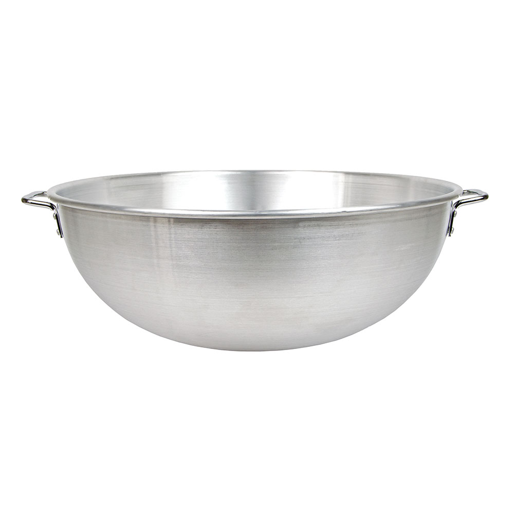 Update International ASOP-25 45-qt Soup/Mixing Bowl - Aluminum