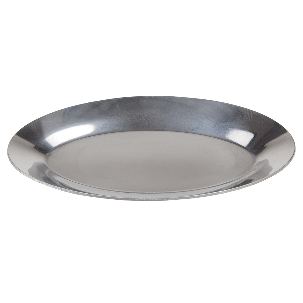 Update International AZP-10 Oval Sizzle Platter -