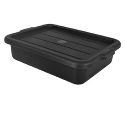 Update International BB-LIDB Tote Box Cover Fits 15-1/2 in x 20 in Tote Boxes Restaurant Supply