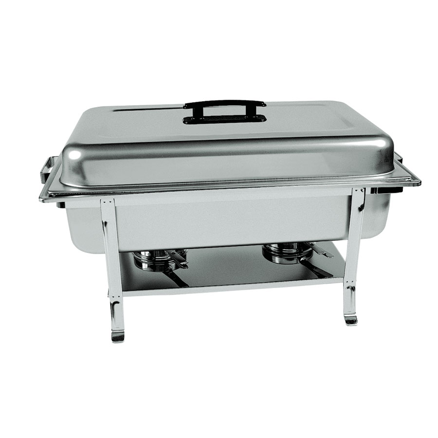 Update International CC-5P Continental Full-Size Chafer - Stainless