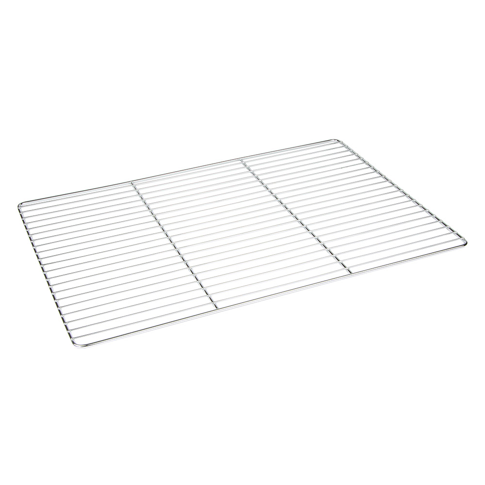 "Update International CR-1725 Wire Cooling Rack - 17x25"" Chrome-Plated"
