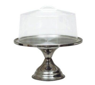 Update International CSC-13 Cake Stand Cover - (CS-13) Clear