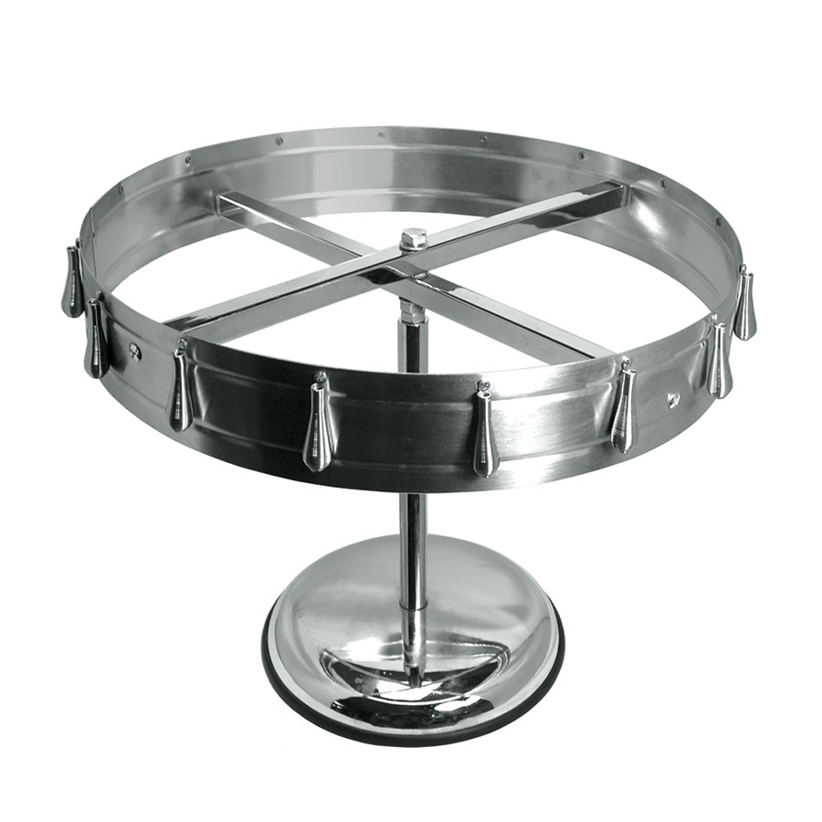 "Update International CW12 13-1/2"" Check Wheel - Pedestal/Ce"