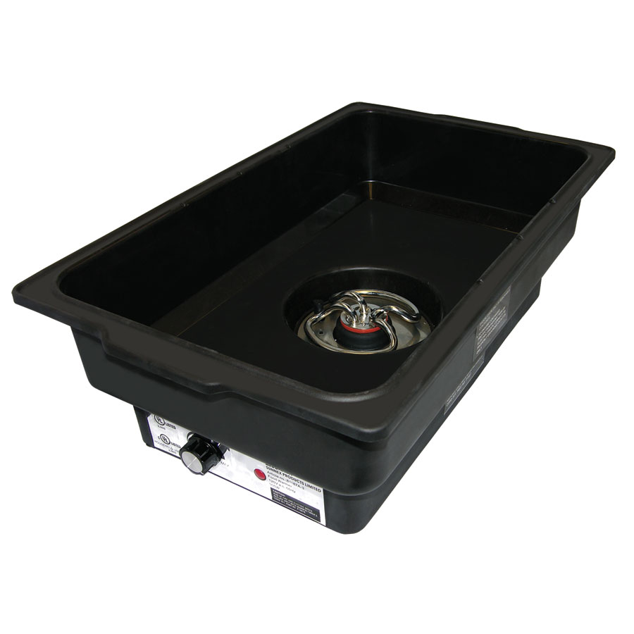 Update International ECFR-WP4 Electric Water Pan For Full Size Chafers