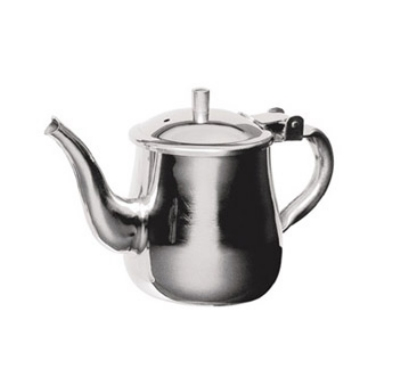 Update International GNS-10 10 oz Stainless Steel Gooseneck Tea Pot