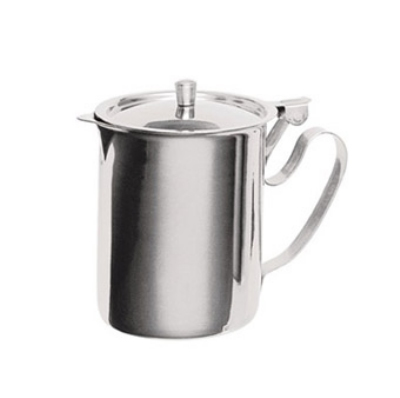 Update International ESC-10 10-oz  Economy Creamer - Stainless