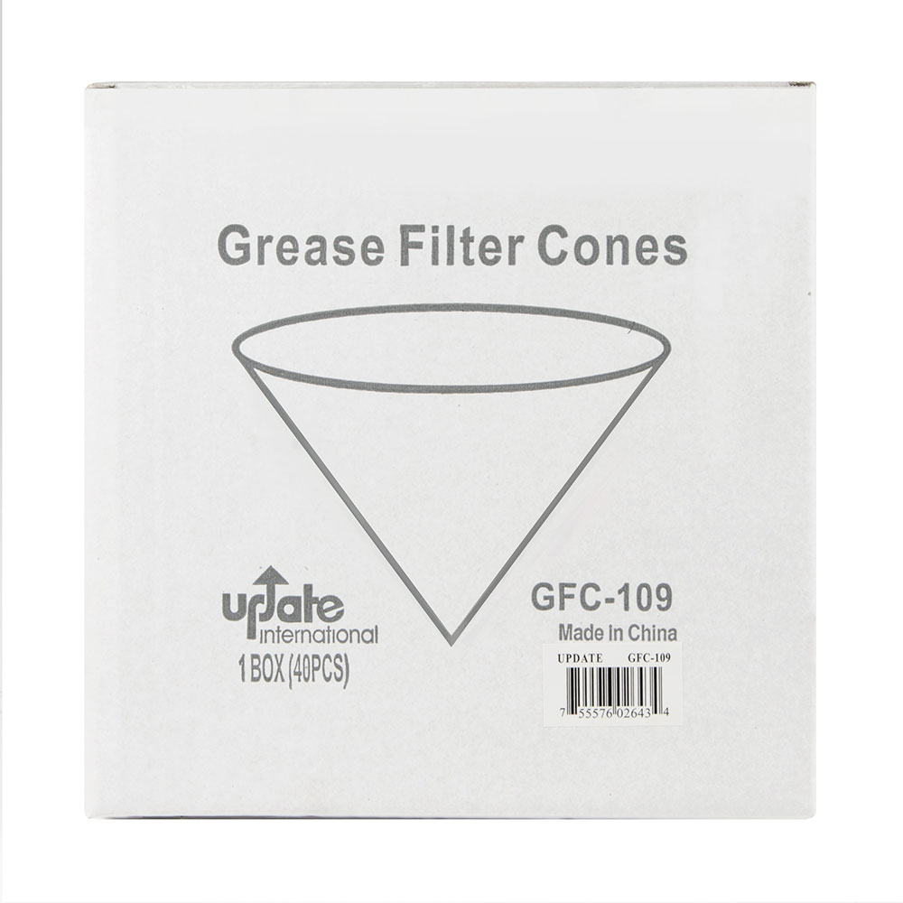 Update International GFC-109 Grease Filter Cone