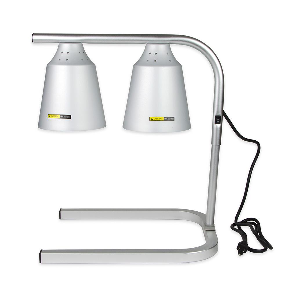 """Update International HTLP-2B 24-33"""" Heating Lamp - (2)250-Watt Bulbs"""